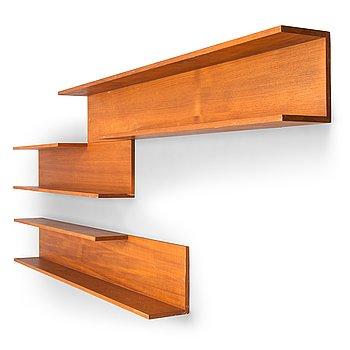 A 1960's 'Fridolf' book shelf for Asko.