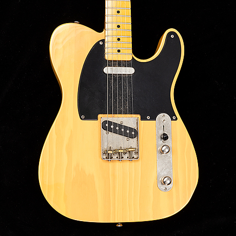 Electrical guitar, squier fender telecaster, 2010.