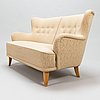 Ilmari lappalainen, a sofa, 'laila'' for asko. designed in 1948.