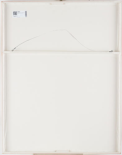 Richard mortensen, silkscreen, 1991, signed and numbered hc.