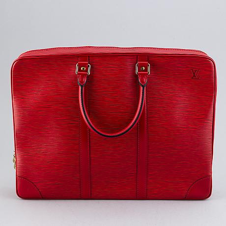 Louis vuitton, 'porte-documents voyage' briefcase.
