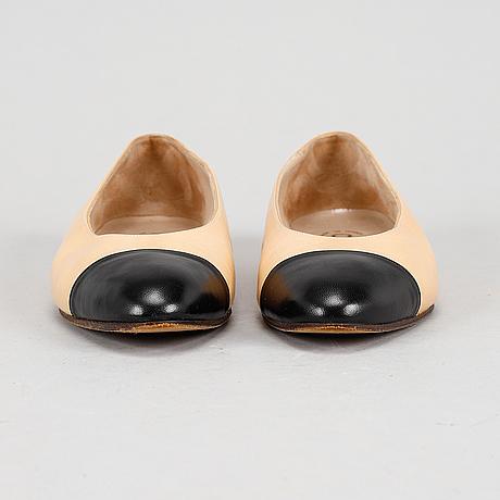 Chanel, ballerinas, size 34 1/2.
