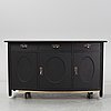 A painted sideboard, 1920's.