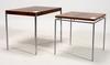 Satsbord, 2 delar, stämplat furnituremaker danish controll. 1960-tal.