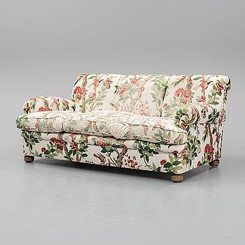 Josef Frank, soffa, modell 703, Firma Svenskt Tenn.