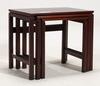 Satsbord, 3 delar, gudme möbelfabrik, danmark.