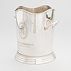 A louis roederer champagne cooler bucket.