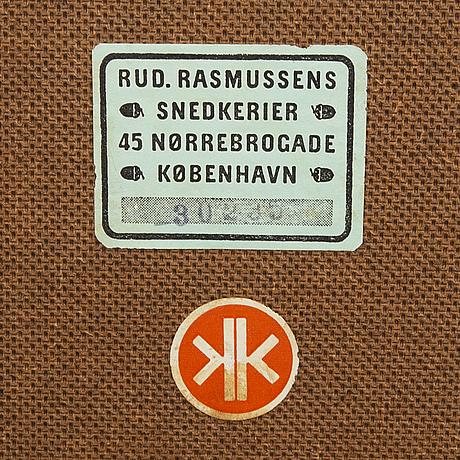 Mogens koch, ramar, 14 st, rud. rasmussens snedkerier, danmark.