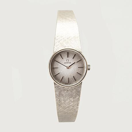 Omega armbandsur, 20 mm.