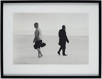 Antanas Sutkus, photograph signed on verso.48.