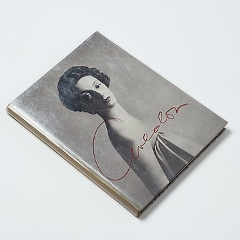 Richard Avedon, book Photographs 1947–1977  signed 1978 with dedication.