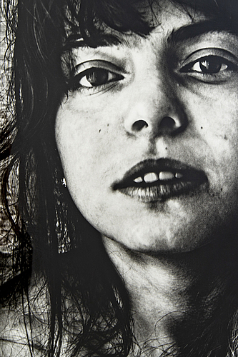 Jacob aue sobol, gelatin silver print signed dated and numbered 2013 5/9.