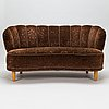 A mid 20th century sofa.