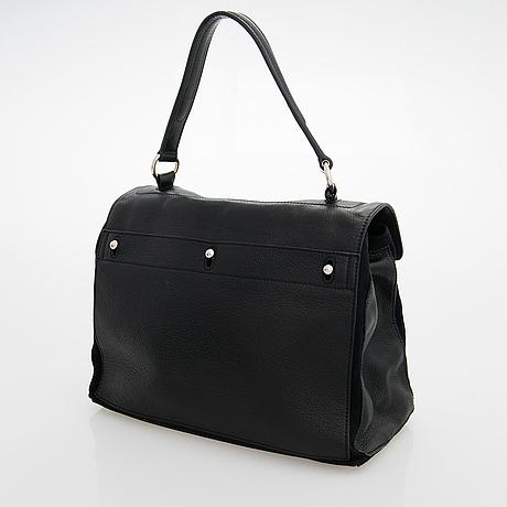 """Yves saint laurent, """"muse two"""", väska."""
