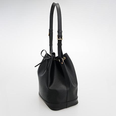 Louis vuitton, a epi leather 'noé' bag.