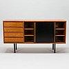 Olli borg, sideboard, model 4004, manufacturer asko. designed 1955.