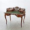 Skrivbord nyrokoko omkring 1900.