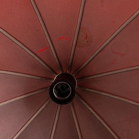 Josef frank, a ceiling light from svenskt tenn.