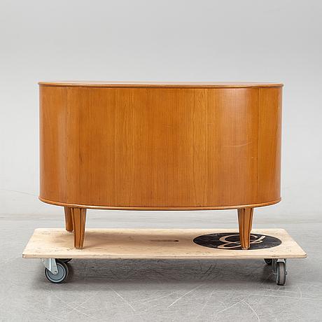 Axel larsson, byrå, swedish modern, ab svenska möbelfabrikerna, bodafors, 1940-tal.