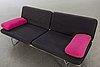 A niels gammelgaard moment sofa for ikea 1980's.