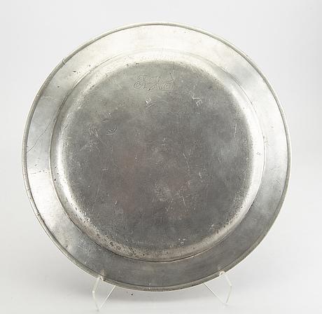 Fat 1700-talets andra hälft, tenn.