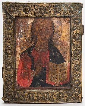 A Russian, 19th-century icon.