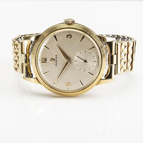 Omega wristwatch, 36 mm.