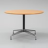 "Charles & ray eames, ""segmented round dining table"", vitra."