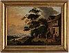 Flemish school, around 1800, oil on canvas.