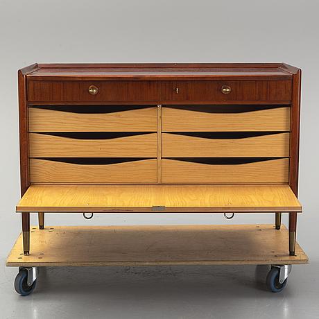 A swedish modern sideboard, mid 20th century.