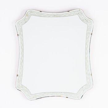 A mid 20th century swedish mirror.