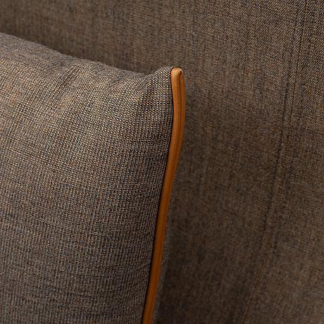 Gam fratesi, a 'silhouette' sofa, hay.