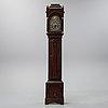 A swedish 18th century longcase clock.