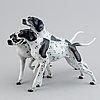 Fritz heidenreich, a porcelain figurine, rosenthal, germany.