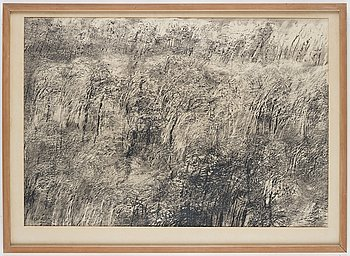 Roj Friberg, pencil, signed Rf and dated -63.