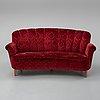 A sofa swdish modern sofa, 1940's.