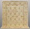 A carpet, ziegler design, ca 297 x 245 cm.