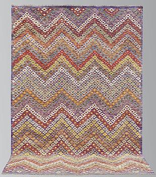 Matta, Kelim, ca 307 x 217 cm.