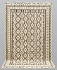 A carpet, kilim, ca 305 x 198 cm.