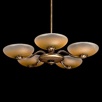 Paavo Tynell, a 1930's pendant light for Taito.