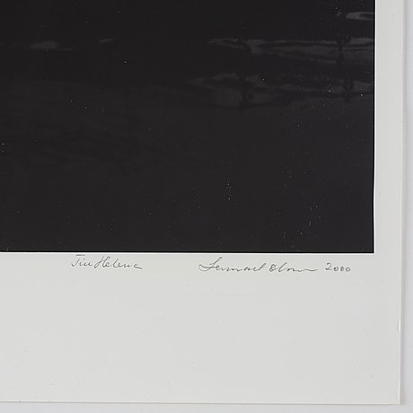 "Lennart olson, ""suseån xv"", 1999."