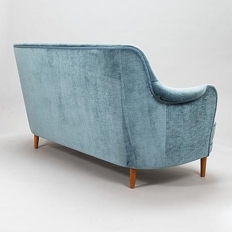 Carl malmsten, a 'samsas' sofa, ab o.h. sjögren, tranås, sweden.