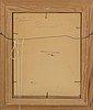 Frans larsson, olja på pannå/papp, monogramsignerad. daterad 1946 på baksidan.