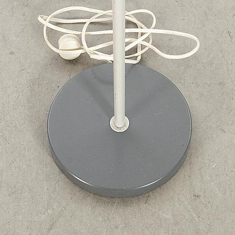Golvlampa, böhlmark, 1900-talets mitt.