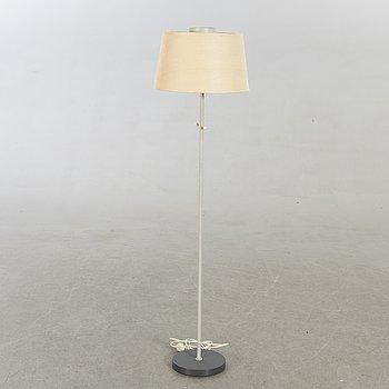 A mid 20th century floorlamp, Böhlmarks, Sweden.