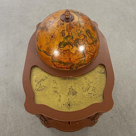 Barvagn med förvarning, 1900-talets andra hälft.