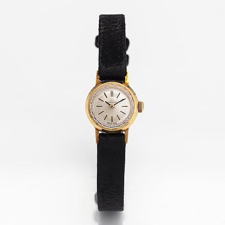 Omega, wristwatch, 15 mm.