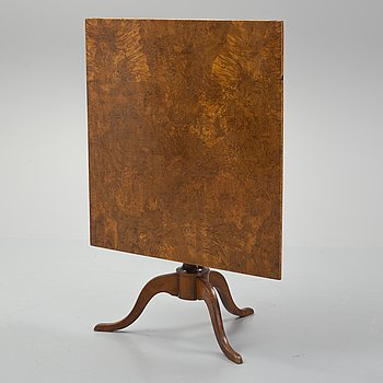A table from the first half of the 20th century.