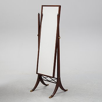 A late 20th century mirror.