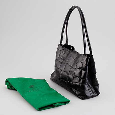 Mulberry, leather bag.